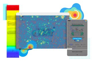 using heat maps to improve your website ux