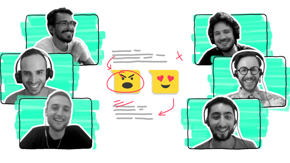 how our team uses ongoing feedback to design and build a customer centric product