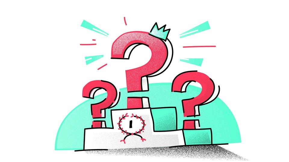survey questions 101