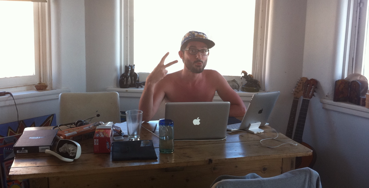 david remote work sydney
