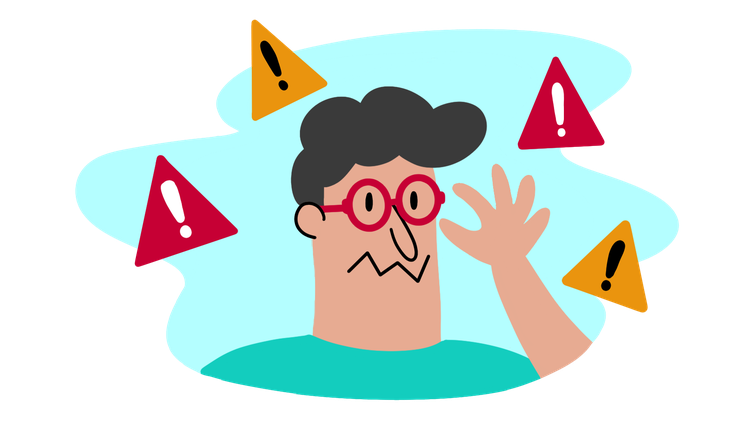Product team workflow red flags