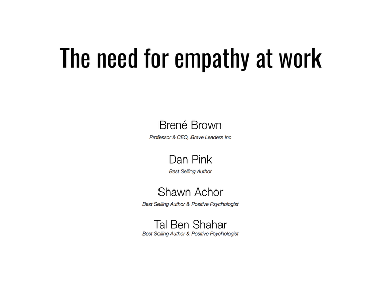 empathy at work