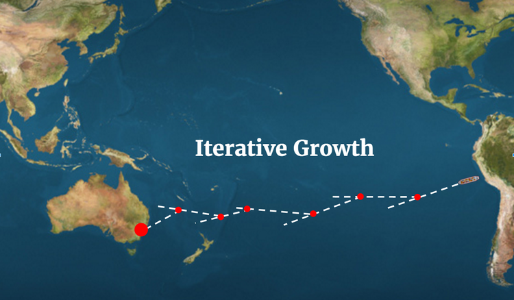 startup iterative growth