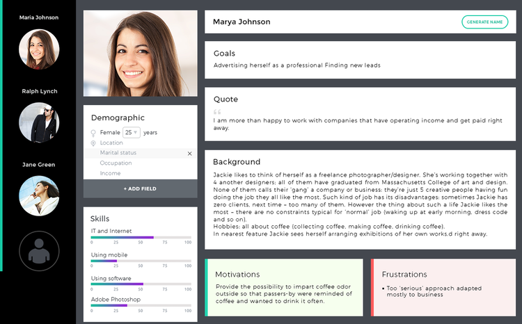 UXPressia-buyer-persona