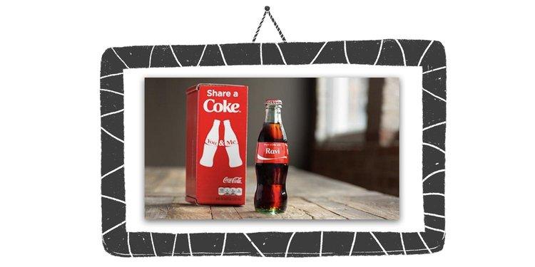 coke share