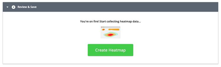 create heatmap