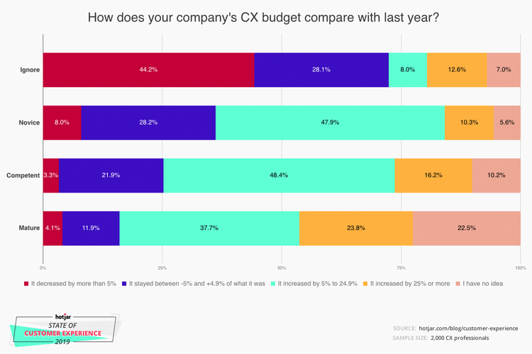 customer-experience-budget
