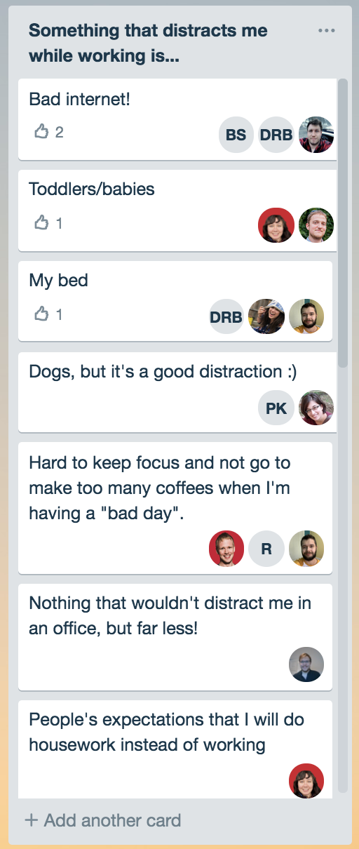 distractions-remote-work