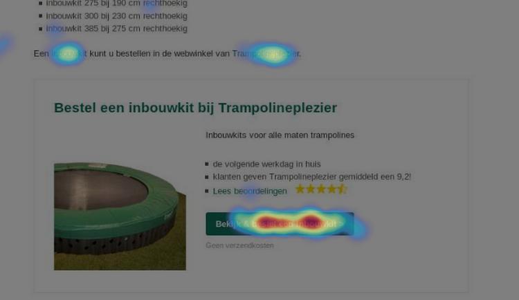 Dutch trampoline retailer Trampoline Plezier