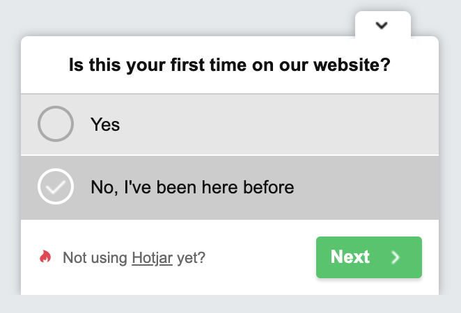 google-analytics-hotjar-users-poll