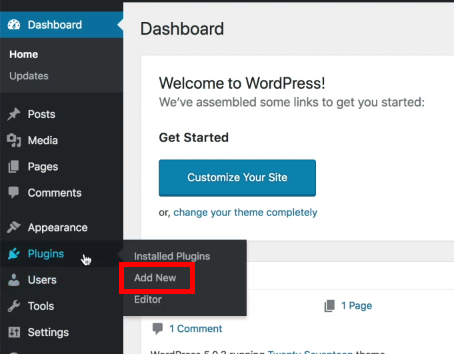 install hotjar wordpress add plugin
