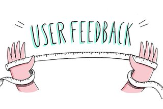 how to collect and measure user feedback year round