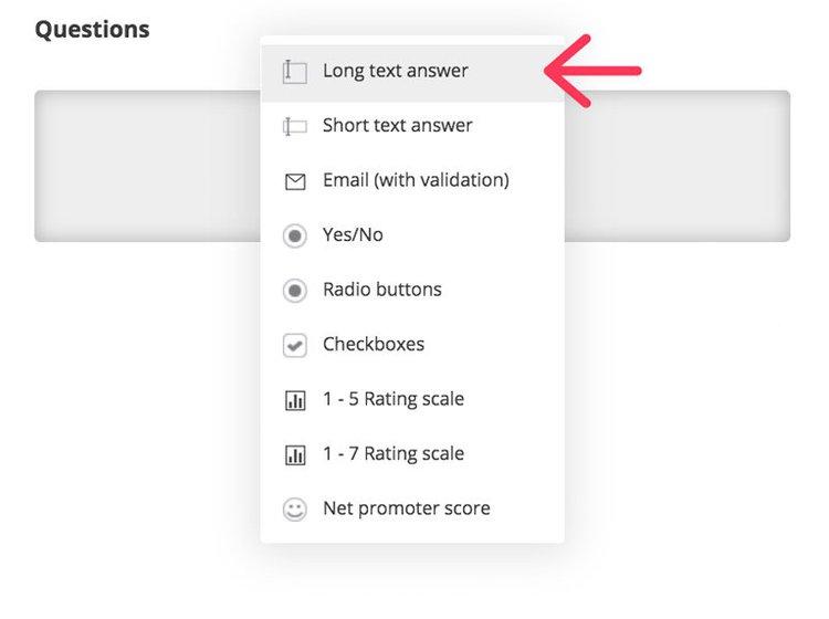 nps-survey-long-text-answer