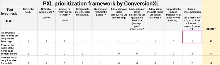 pxl-framework