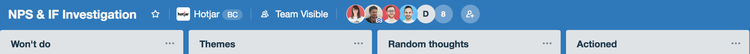 nps if investigation trello board headers 2