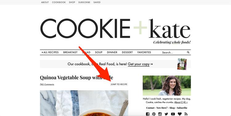 user-centered-design-jump-to-recipe