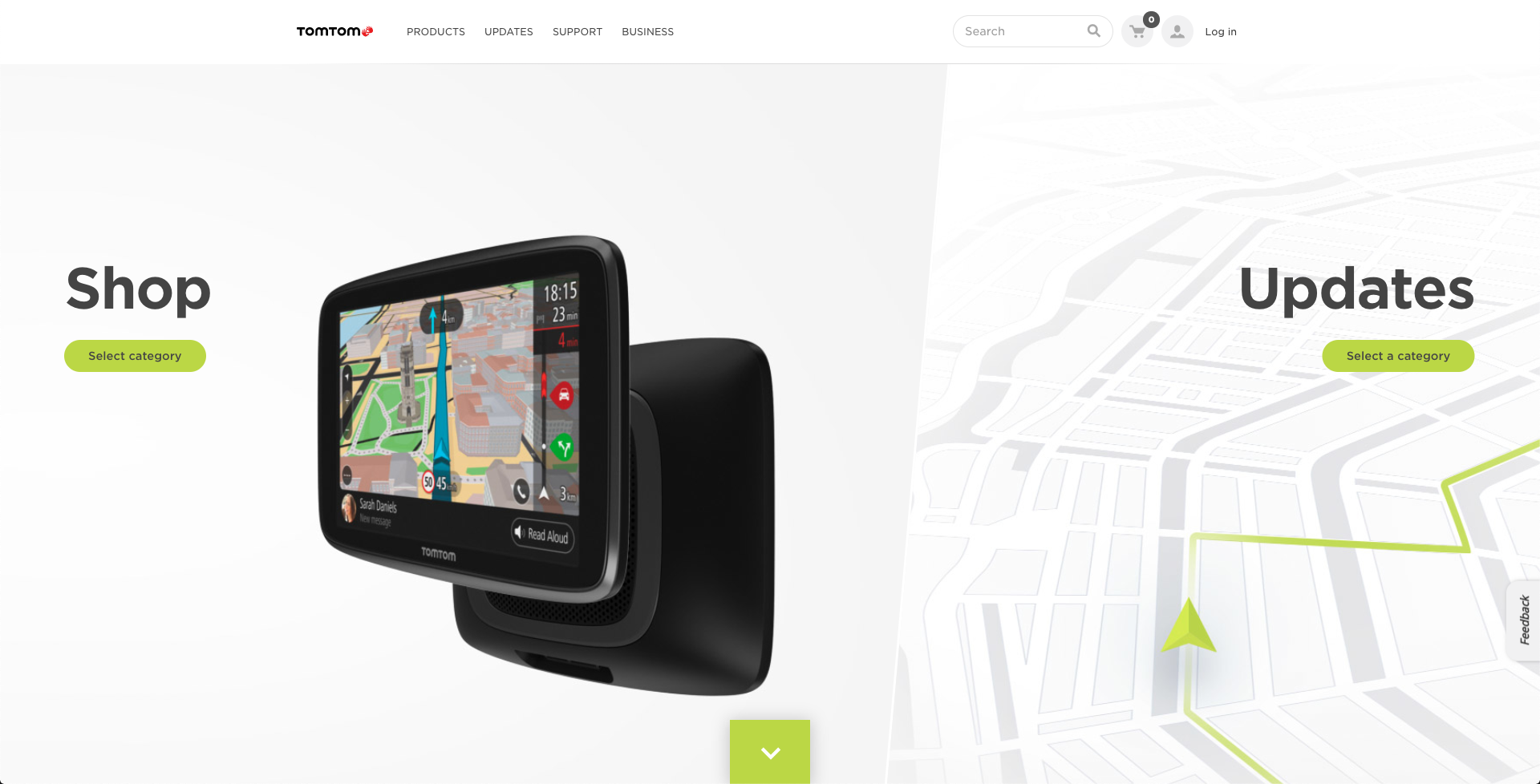 tomtom-homepage