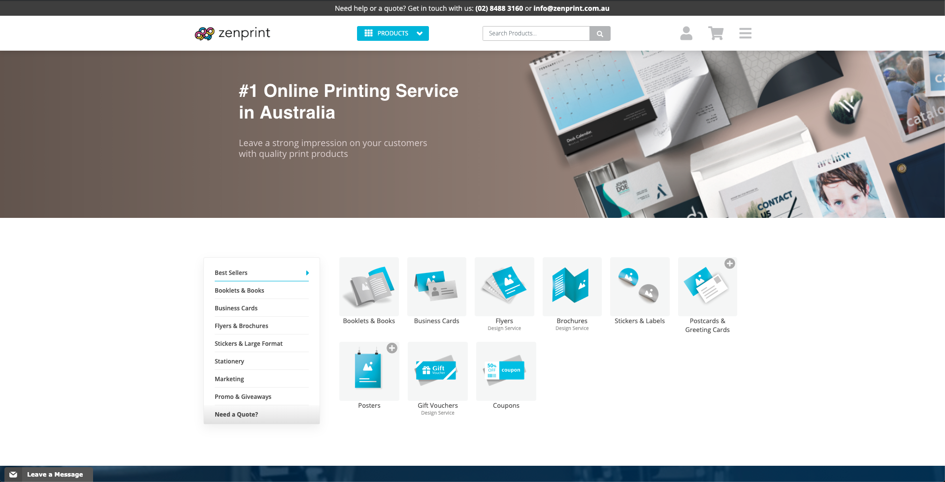 zenprint-homepage